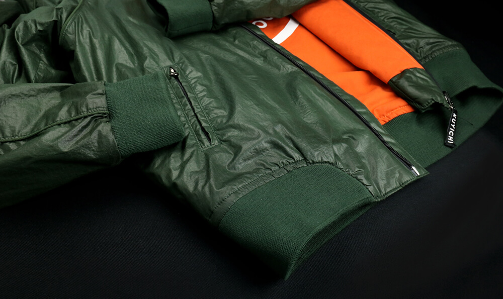 HERMIN Feather Proof Fabric for Jacket