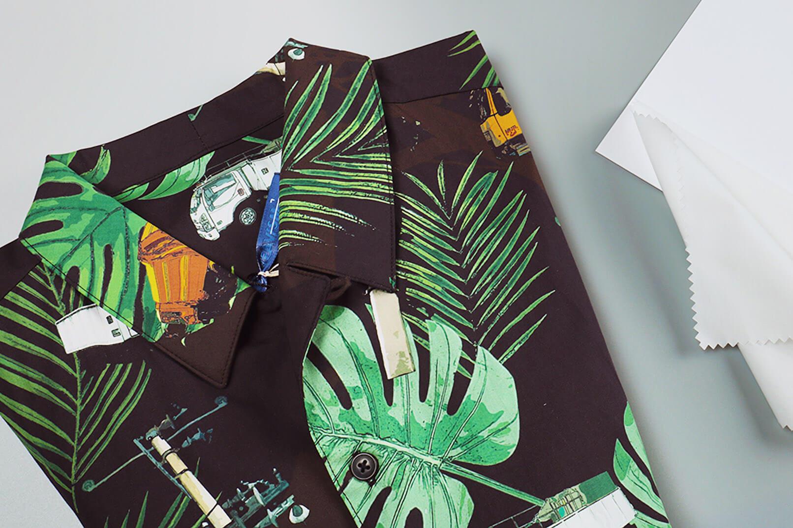 數位印刷布料