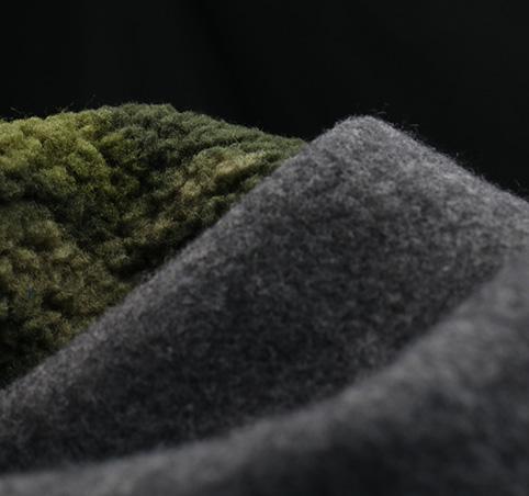 Fleece Knit Fabrics
