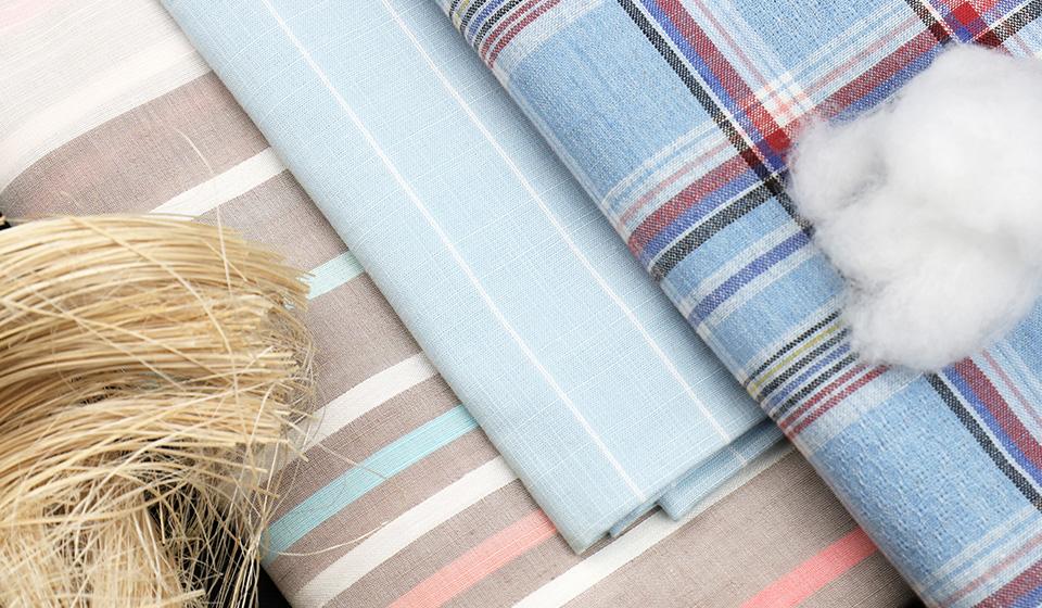 Hermin Pure Linen Fabric Supplier