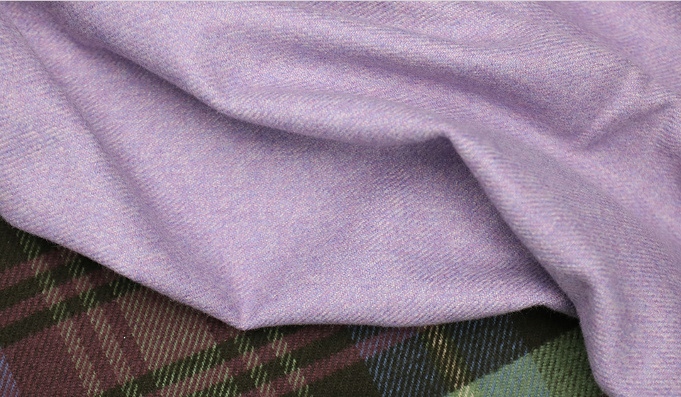 Hermin Non-Mulesing Wool Fabrics