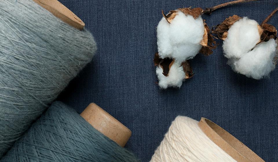 Hermin Eco Friendly Organic Cotton Fabric