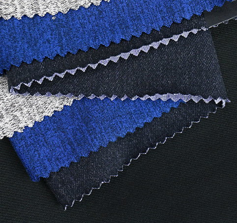 Two Side Dye Knit Fabrics