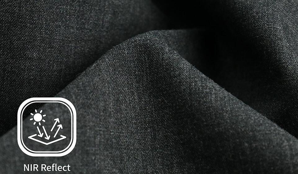 NIR Reflect Shirt Fabrics