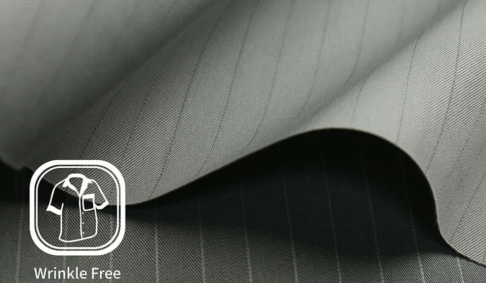 Wrinkle Free Shirt Fabrics